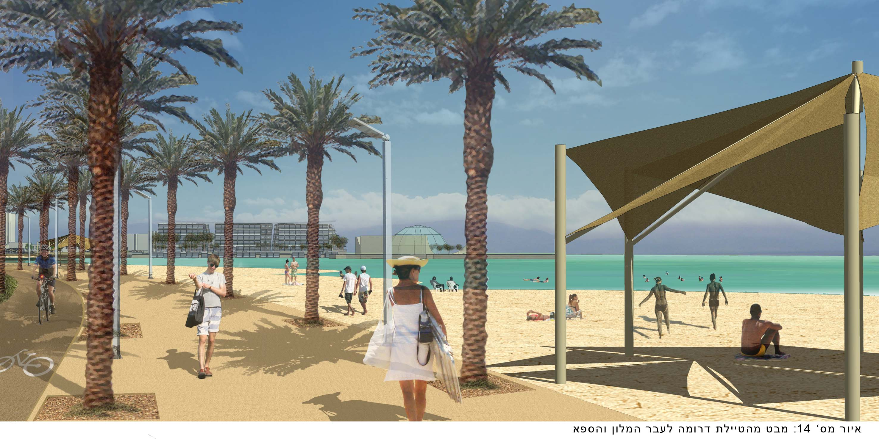 Dead Sea Tourism Masterplan