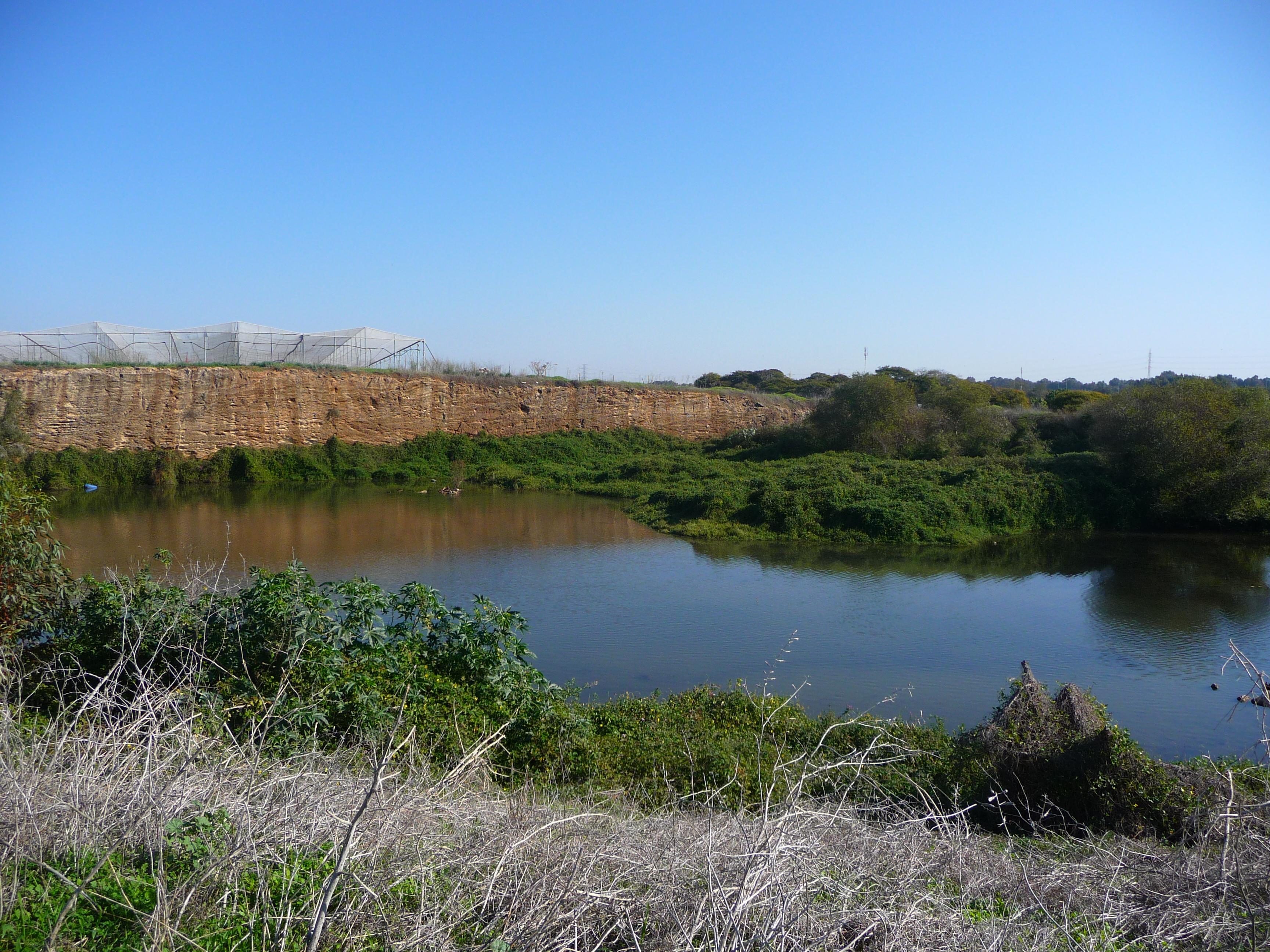 Lake Poleg Nature Reserve
