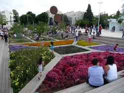 Habima Square, Tel Aviv