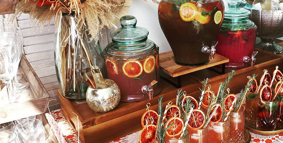 Boutique Drinks Station - Host Your Own