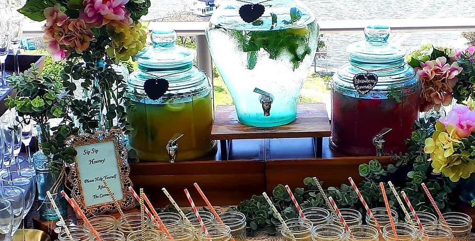 The Crazy In Love  - Host Your Own Drink Station