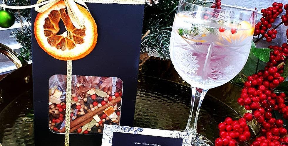 Gin Botanicals Garnish Sampler Kit - Christmas Edition $19.99 (inc GST)