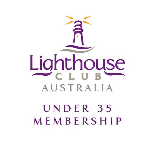Lighthouse Club Australia U35 Membership