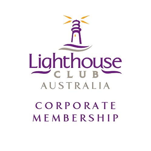 Lighthouse Club Australia Corporate Membership