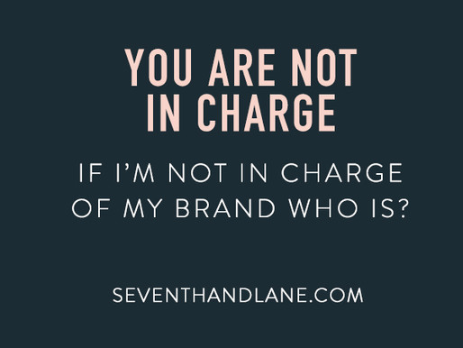 Your brand is not yours