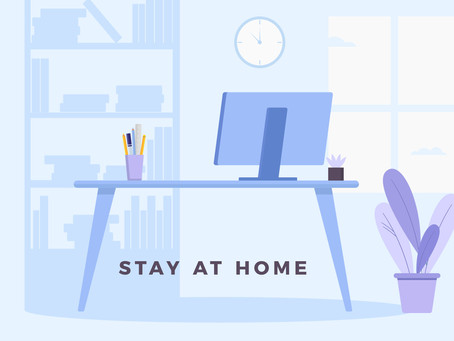 Tips for working from home during the lockdown