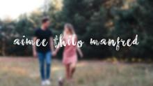 Aimee, Thilo und Manfred