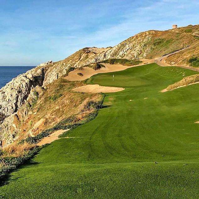 Quivira Golf Course Cabo San Lucas, Mexico