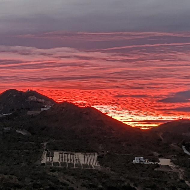Copala Sunrise #1