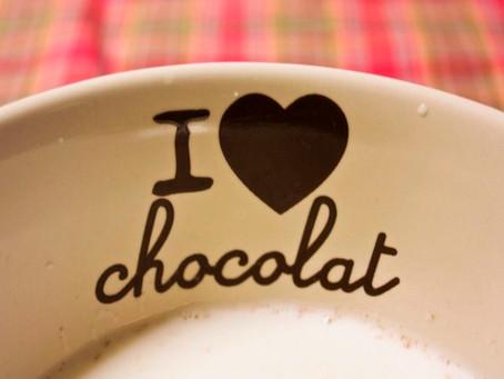 Chocolate pode, sim!