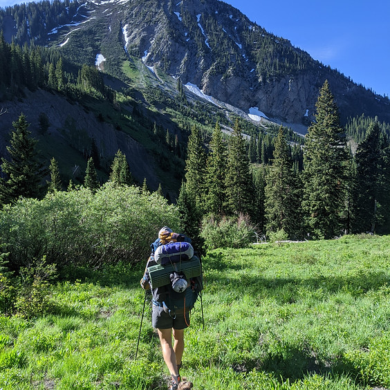 Embodied Soul Journey Backpacking Weekend
