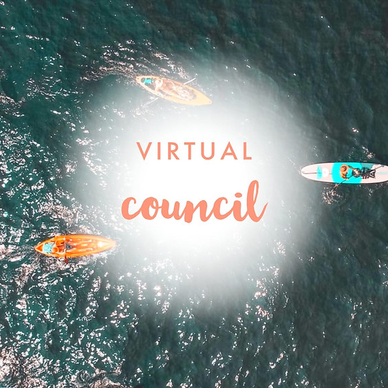 Virtual Council 11 AM – 12:30 PM MT