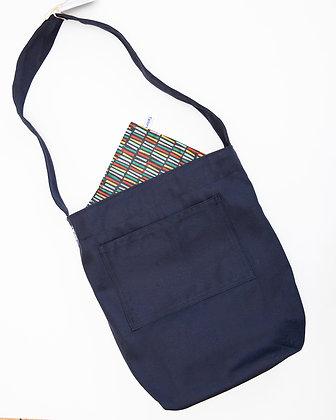 Market Bag_Navy