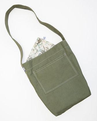 Market Bag_Fern Green