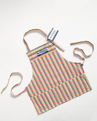 Candy Stripe Wee Cook Apron