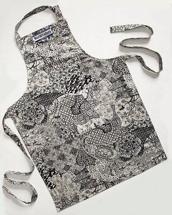 Grey Patchwork Master Cook Apron