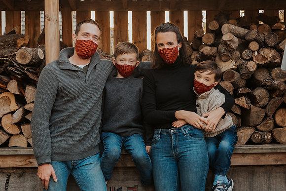 The Friends & Family bundle (5 Masks)