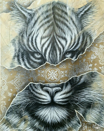 Contemplation - Tiger II