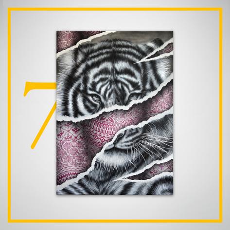 """""""Pink Claws"""" - Noir Artist"""