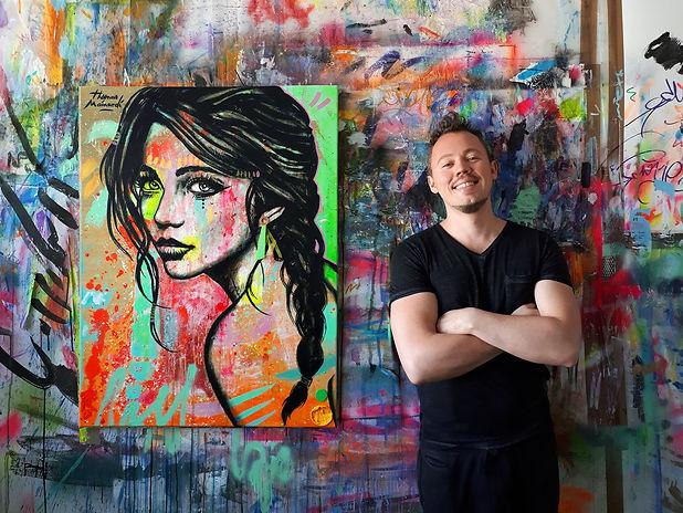 Thomas Mainardi - Arts Evasion Galerie