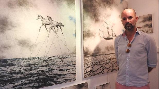 Antoine Josse - Arts Evasion Galerie