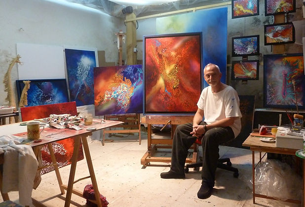 André Bielen - Arts Evasion Galerie