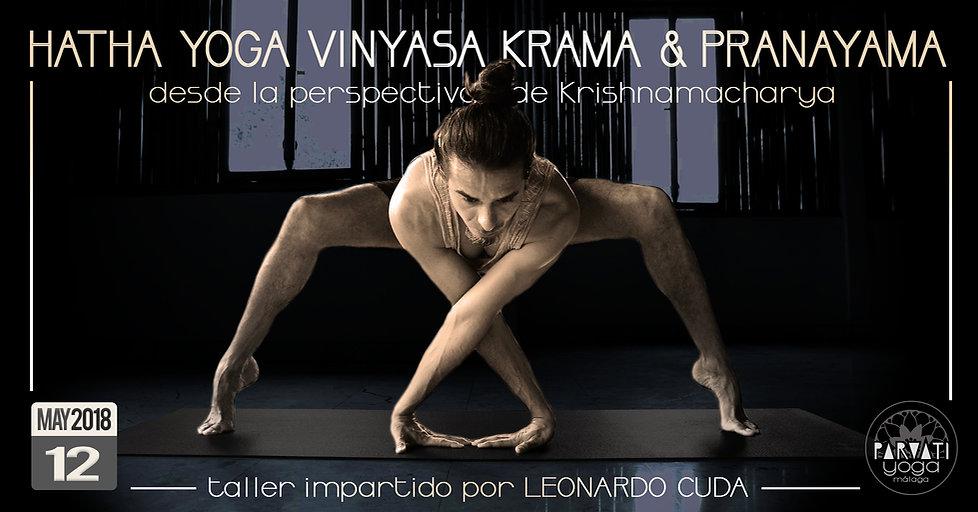 Hatha Yoga Vinyasa Krama