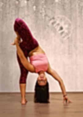 Hanane Meziouni Main teacher Parvati Yoga Málaga