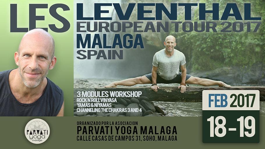 Yoga con Les