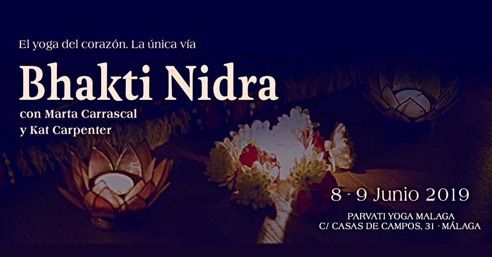 Inmersión Bhakti Yoga Nidra