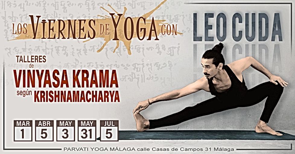 Los Viernes de Krama Vinyasa Yoga