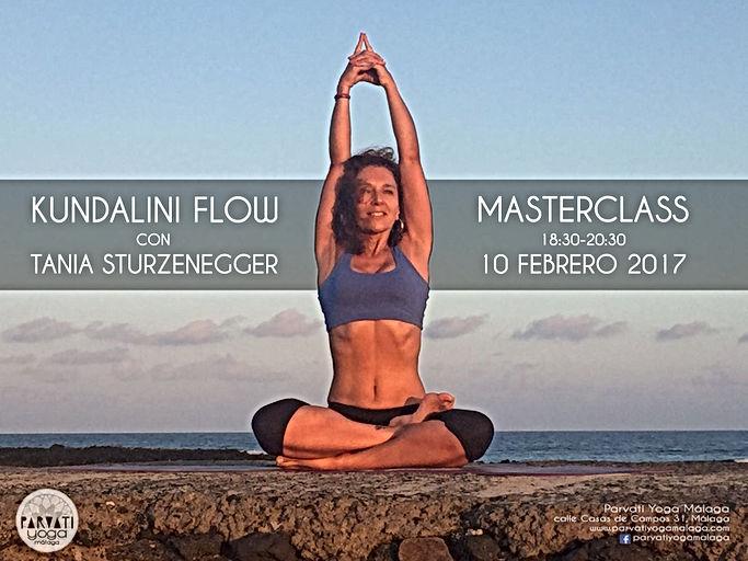 "Masterclass ""Kundalini Flow"""