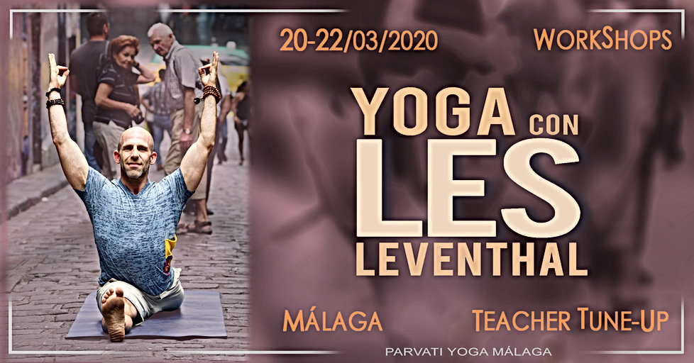 """""""Yoga with Les"""" Workshops"""