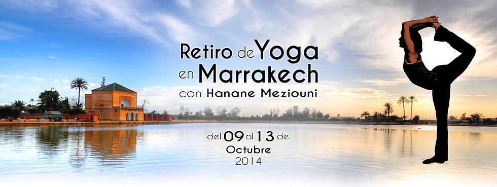 Retiro Marakesh 2014