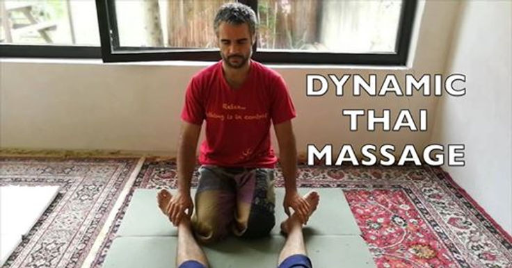 Dynamic Thai Massage Training
