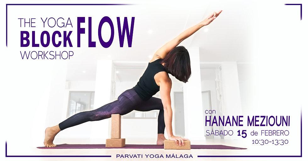 Yoga Block Flow Workshop