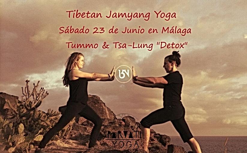 Tummo & Tsa-Lung detox
