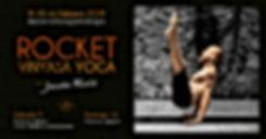 Rocket Vinyasa Yoga Workshop