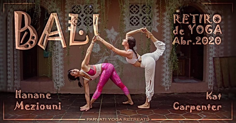 Retiro de Yoga en Bali