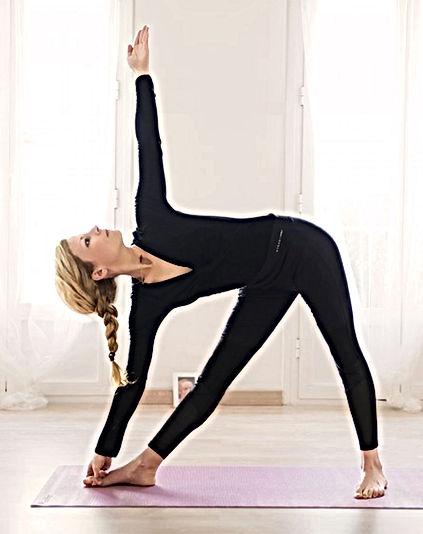 Violeta - Ashtanga yoga en Parvati Yoga Málaga