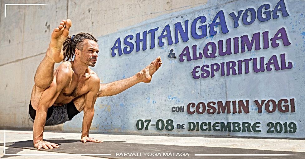Ashtanga Yoga & Spiritual Alquemia