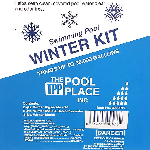 Standard Winter Kit - Treats up to 30,000gal