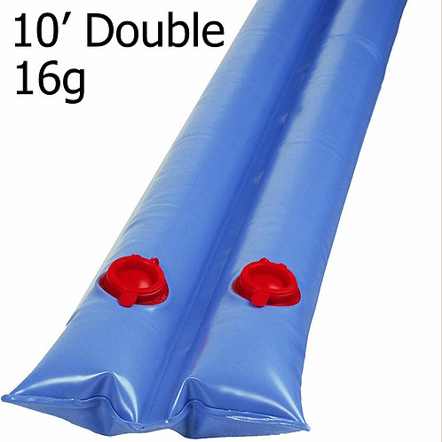 10' Double Water Tubes 16g