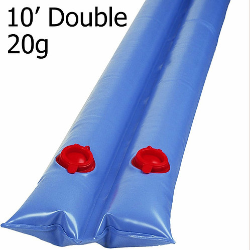 10' Double Water Tubes 20g