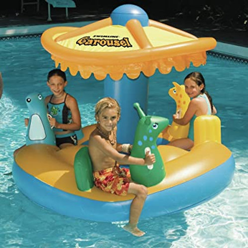 Inflatable Carousel for 3