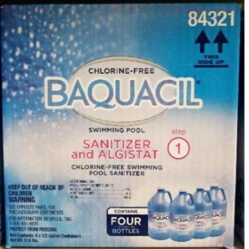 Baquacil Sanitizer Case of 4