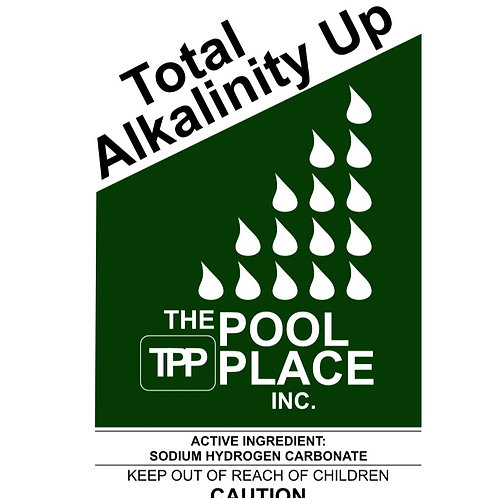 Alkalinity Up Total 5lbs