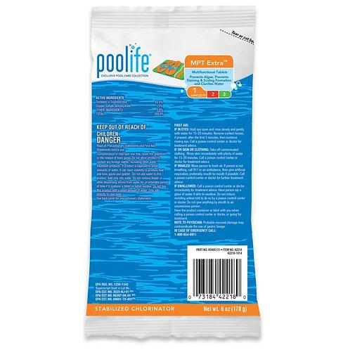 Poolife MPT Extra™ - Single Tablet    Multi Purpose Tablet