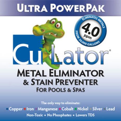 Culator 4ppm ULTRA pack Metal Eliminator/Stain Preventer