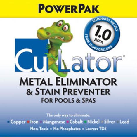 Culator 1ppm pack Metal Eliminator/Stain Preventer